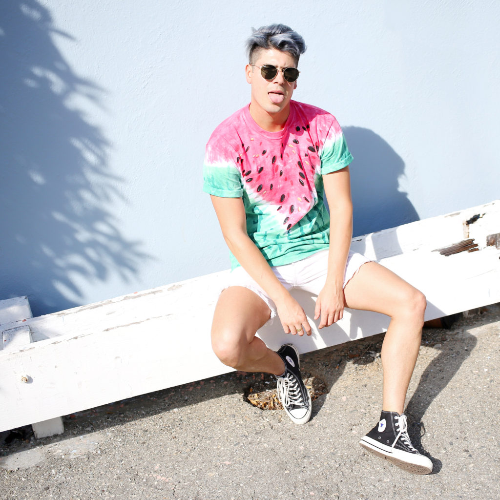 Men's tee shirts for summer