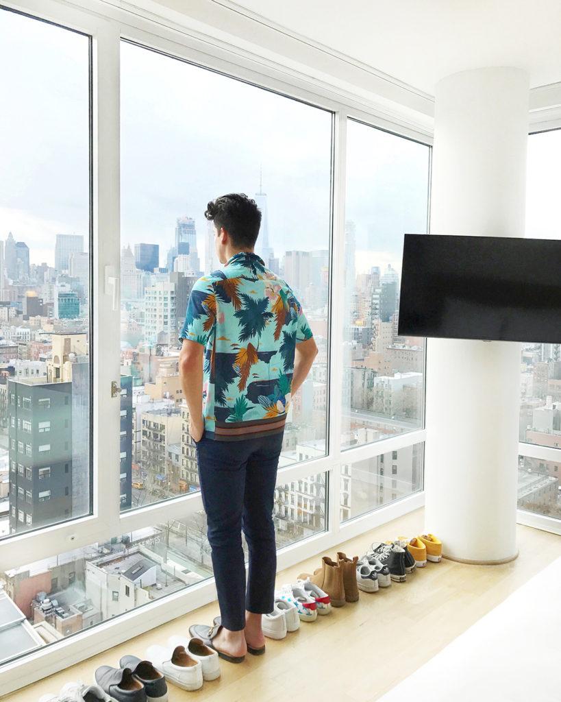 NEW YORK FASHION WEEK AT HOTEL INDIGO LOWER EAST SIDE