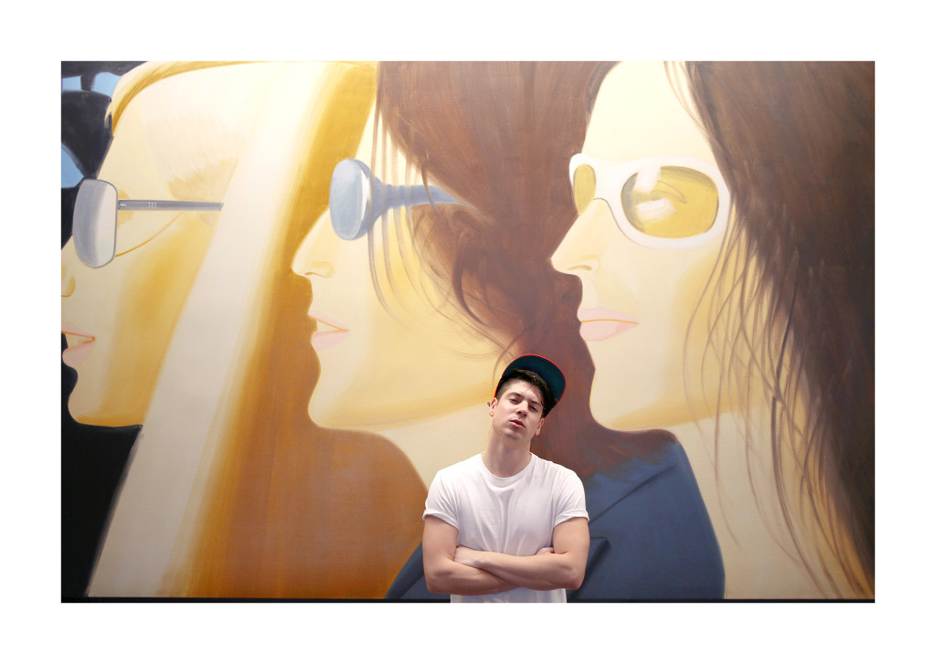 Alex Katz at Langham Place New York