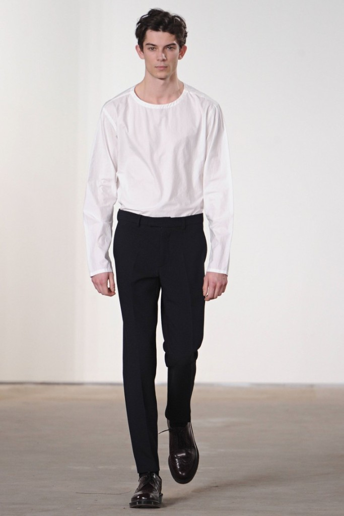 Timo Weiland New York Men's Fashion Week