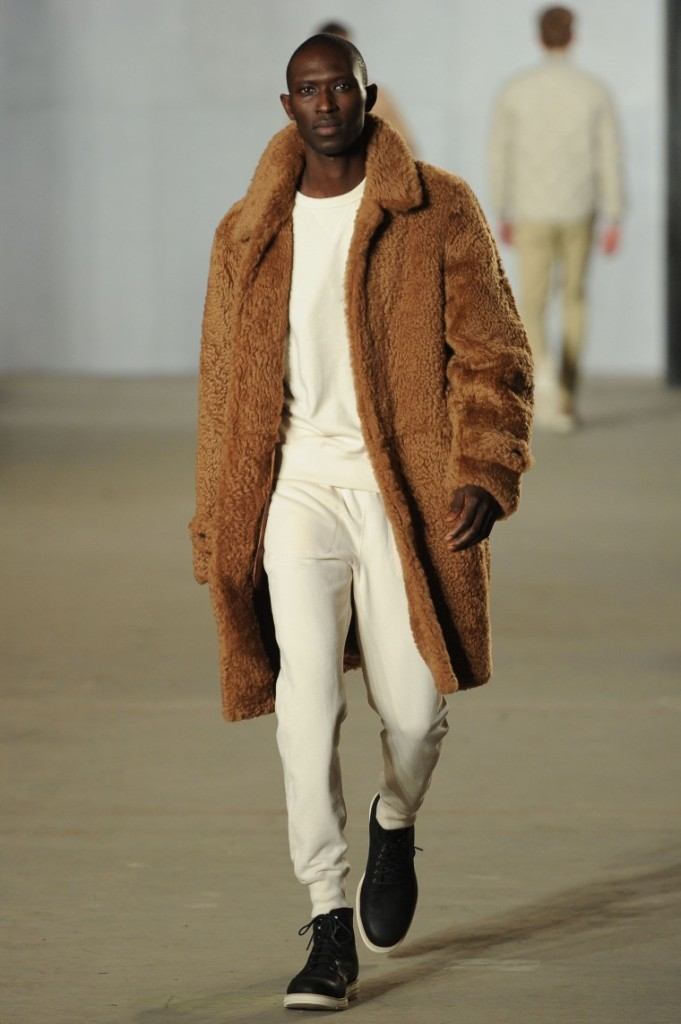 Todd Snyder New York Men's Fashion Week