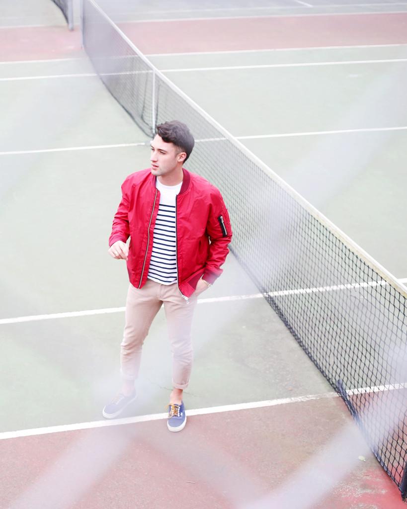 Men's Tommy Hilfiger outerwear
