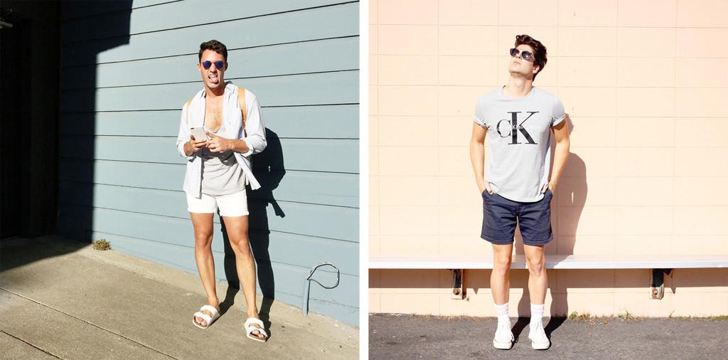 Yummertime men's Instagram style, Calvin Klein