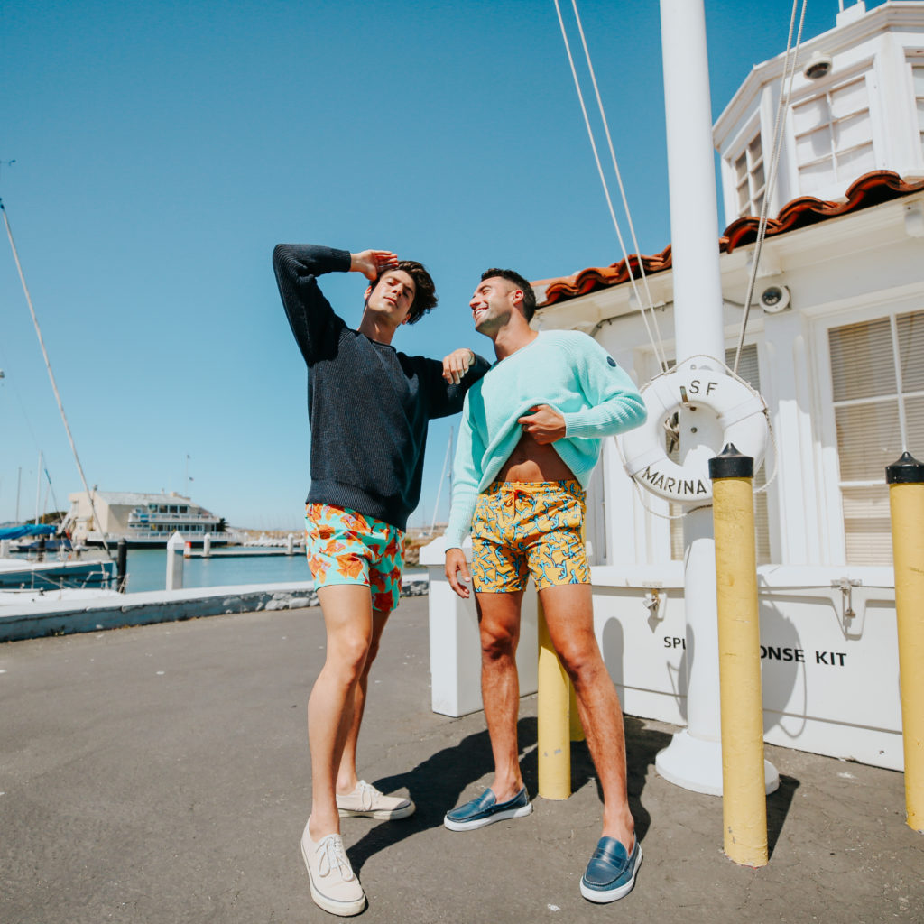 Vilebrequin 2018 summer swimsuits