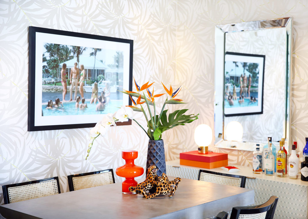 Havenly dining room makeover with West Elm and Jonathan Adler