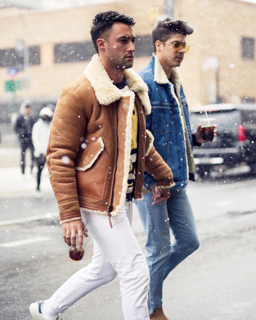New York Fashion Week Men's