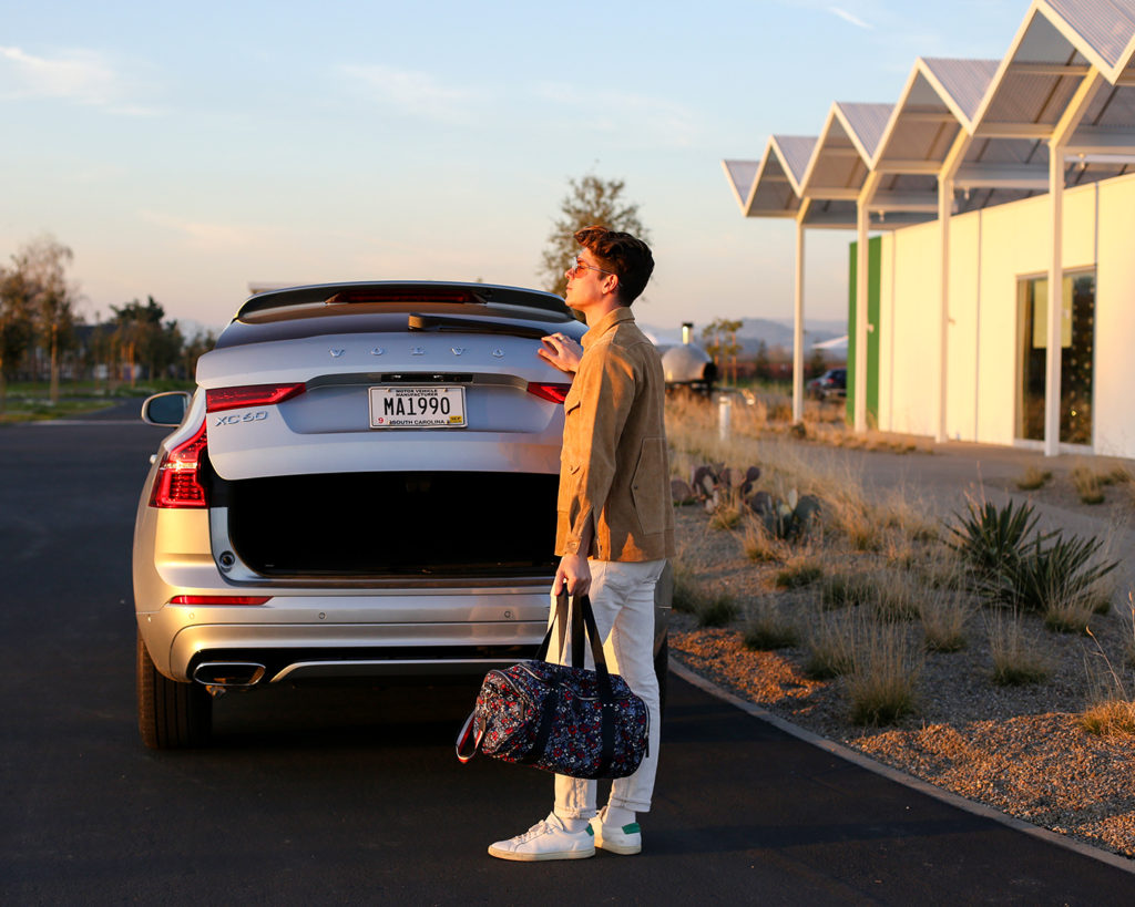Luxury Hybrid, Volvo XC60